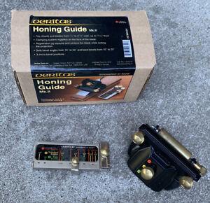 Veritas Mark MK II Standard Honing Sharpening Guide Set w/ Original Box