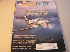 AOPA October 2008 Vol 51 #10 Pilatus PC-12NG New Meaning for NextGen Aviation