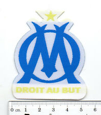 France Marseille soccer football team iron-on embroidered patch emblem appliques