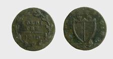 s529_107)  Swiss Cantons   TICINO 3 Soldi 1813