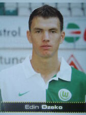 PANINI 491 BL CALCIO 2007/08 EDIN DZEKO VfL Wolfsburg