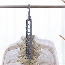 Space Saving Clothes Hangers Multifunctional Smart Closet Organizer 4 Pack
