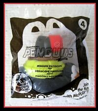 NEW 2014 Dreamworks Penguin Periscope of Madagascar #4 McDonald's Happy Meal Toy