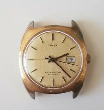TIMEX Watch Working Vintage Automatic Water Resistant Date Joblot