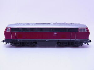 85333 Roco H0 Diesellok BR 215 015-9 der DB rot Digital fahrbereit aus Startset