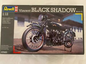 Revell 1/12 Vincent Black Shadow