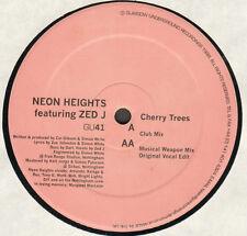 NEON HEIGHTS - Cherry Trees - Feat Zed J - Glasgow Underground