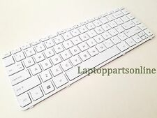 NEW Genuine HP Pavilion 14-N 14-N000 14-N100 14-N200 White Keyboard With Frame