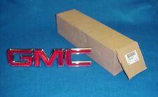 NEW GMC GRILL EMBLEM 00 01 02 03 04 05 06 07 SIERRA YUKON PICK UP TRUCK 15706323