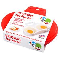 Good2Heat Microwave Egg Poacher, BPA Free (4031)
