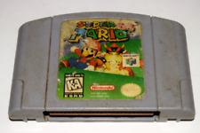 Super Mario 64 Nintendo 64 N64 Video Game Cart