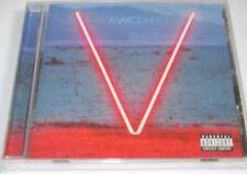 Maroon 5 - V - CD/NEU/OVP/Album 2014