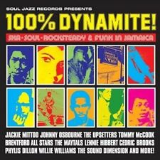 Soul Jazz Records Presents 100 Dynamite 5026328103211 by Various Artists CD