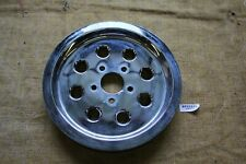 Harley 65 tooth pulley + chrome cover FXR Dyna Softail FXRT FXD 40315-94 EP23325