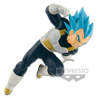 Banpresto Dragon Ball Super Ultimate Soldiers Figure SSGSS Vegeta Blue BP38907