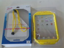 New iPad 1,2 Aryca Rock Water Proof Touch Screen Case WSIPY Yellow New In Box