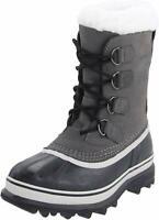 SOREL Women's Caribou Boot, Shale Stone, Choose Size!