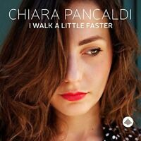 CHIARA PANCALDI-I WALK A LITTLE FASTER-IMPORT CD w/JAPAN OBI F56