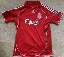 Liverpool FC Home Retro Football Shirt 2006-08 XL New