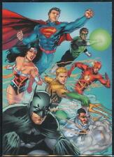 2012 Cryptozoic DC Comics New 52 Trading Card #1 The New 52