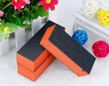 10pcs Nail Buffer Block 4 Way Sanding Block Files Sponge Nail File Polisher