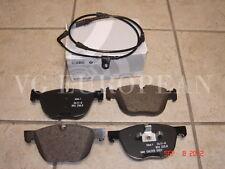 BMW E70 X5 Genuine Front Brake Pads,Pad Set w/Sensor 3.0si 3.5d 4.8i 35ix 35dx
