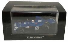 Minichamps Tyrrell 006 #5 1973 World Champion - Jackie Stewart 1/43 Scale