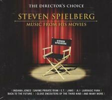 The Director's Choice: Steven Spielberg 2 Cd Set Music From His Movies Rare! New