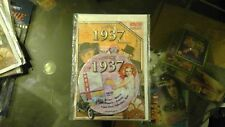 YOUR FABULOUS YEAR- 1937 FLICKBACK DVD W/MAILING ENVELOPE-NRP