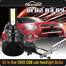 D1S D2S D3S D4S D1R D2R D3R D4R CREE COB LED Car Headlight Kit Driving Fog Bulb