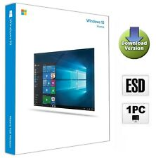 Windows 10 Home OEM 32 / 64 Bit Multilanguage Aktivierungs-Key