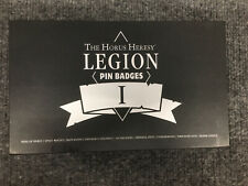 Horus Heresy Legion Pin Badges Warhammer Black Library Celebration OOP 40k 30k