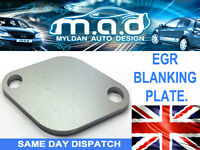 **STAINLESS STEEL** VW EGR BLANKING PLATE ONE LUPO BORA POLO GOLF T4 T5 CADDY