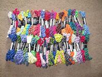 Sale 40% Off One Threadworx Hand-dyed Vineyard Silk Thread 20 yard Skein