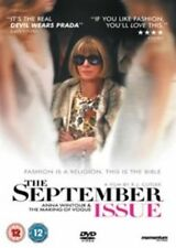 The September Issue DVD 2009 by Anna Wintour