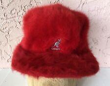 Kangol Headwear Furgora Links Baseball Cap Color Red Sz M
