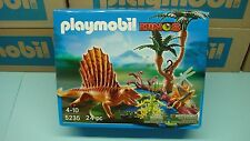 Playmobil 5235 Adventure Dimetrodon Dinosaur Animals series Lizard NEW toy