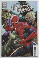 AMAZING SPIDER-MAN #17 Leinil Francis Yu variant MARVEL comics NM 2019 HUNTED 🕷