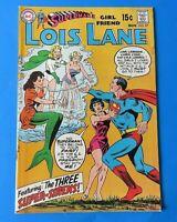 SUPERMAN'S GIRLFRIEND LOIS LANE #97 ~ 1969 DC SILVER AGE ~ FN/VF