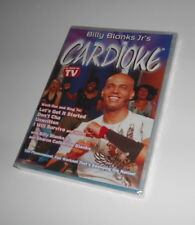 Cardioke Billy Blanks Jr. (DVD NEW) Workout / Exercise / Fitness (Not Tae-Bo)