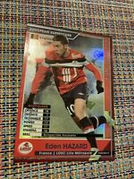 Eden Hazard 2011-2012 Panini WCCF Ligue 1 Rookie card RC (Belgium Soccer Player)