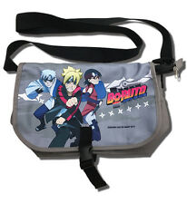 Naruto Boruto Group Messenger Bag Anime Manga NEW