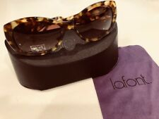 lafont HAWAII sunglasses 532 Tortoise 54-16-142 New,Genuine,Case,Cleaning Cloth