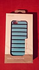 Ativa iPhone 6 ( 649-412) Blue/Navy Stripes Case FREE SHIPPING