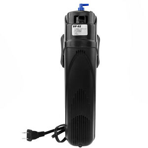 Aquarium Submersible 5w UV Sterilizer w/ built-in Pump