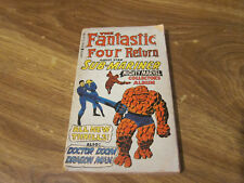 THE FANTASTIC FOUR RETURN & SUB MARINER   STAN LEE & JACK KIRBY VERY RARE LANCER