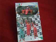 Ferrari 641 Formel 1, 1:24, Swift  by Protar 1990, Sondermod 100 Siege Ferrari