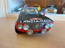 LANCIA FULVIA 1.6HF #14 rally MONTE-CARLO 1972 - 1/18 AUTOART cod. 87218