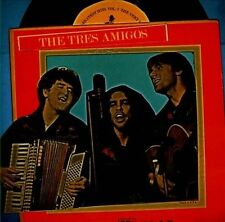 The Tres Amigos [Slipcase]  CD I Love My Guitar Fiddleheads Radio Jingle Jenny