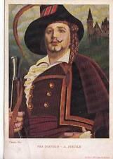 9272) BOLOGNA, PASTIGLIE MADONNA DELLA SALUTE. TENORE PERTILE IN FRA DIAVOLO.